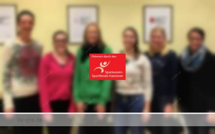Unser Trainerinnen-Team